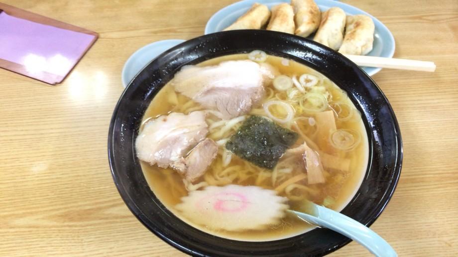 栃木市の共栄ラーメン