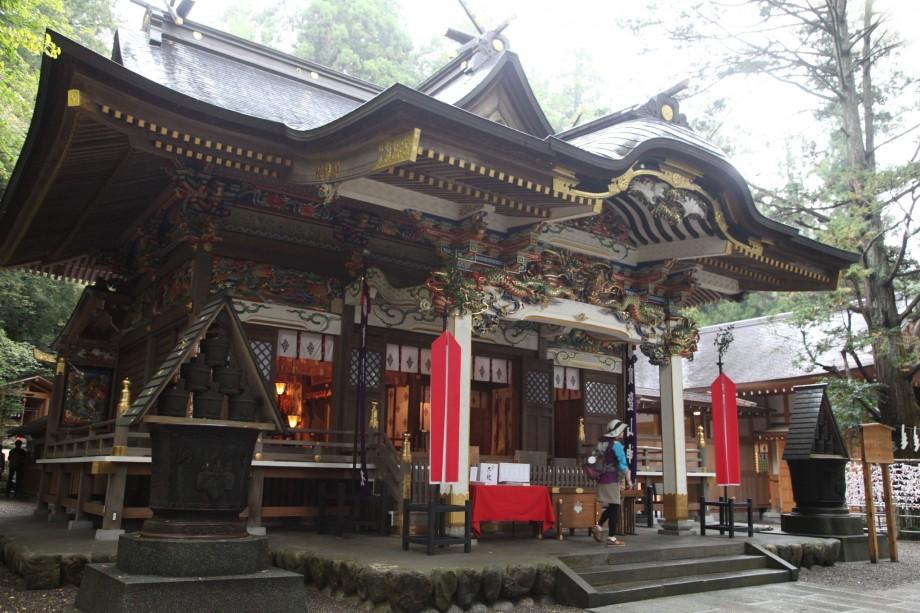 宝登山神社(埼玉県秩父郡長瀞町)