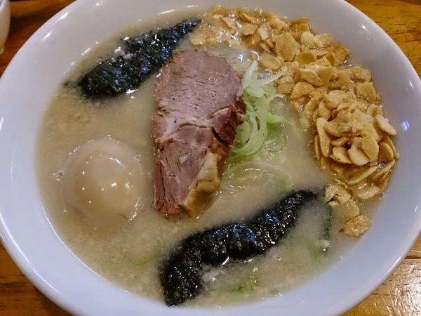 頑固 一徹堂・味たまラーメン(茨城県神栖市)