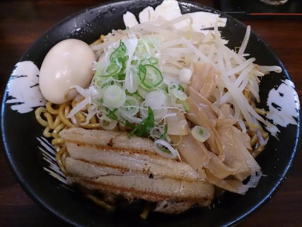 麺魂 鉄(めんだましい くろがね)茨城県神栖市