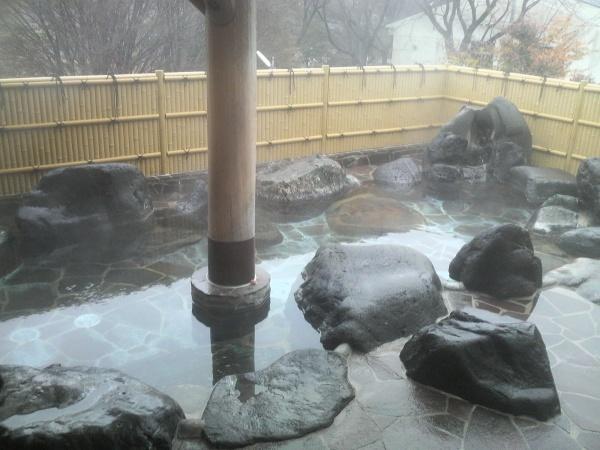 湯津上温泉 やすらぎの湯