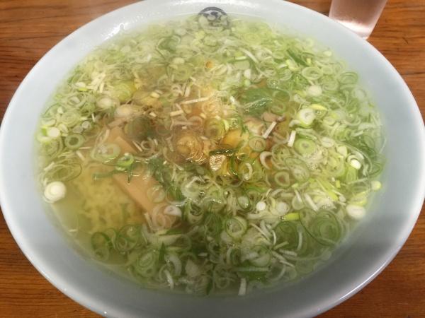 丸信ラーメン(那須塩原市)