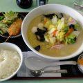上武ゴルフ場のちゃんぽん麺(太田市)