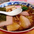 「焼豚ワンタン麺」白河手打中華 法隆@春日部市