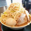富味ラーメン¥750円・麺屋富味(前橋市)