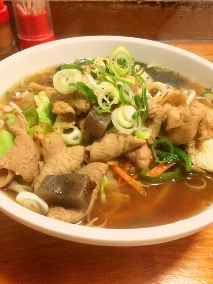 おまかせ羅阿麺(藤岡市)