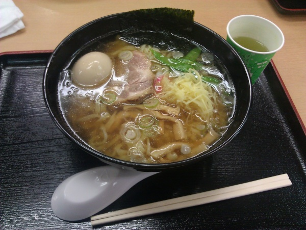 佐野サービスエリア(下り線)レストラン