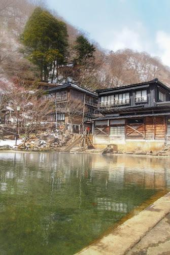 北温泉旅館 栃木県那須郡