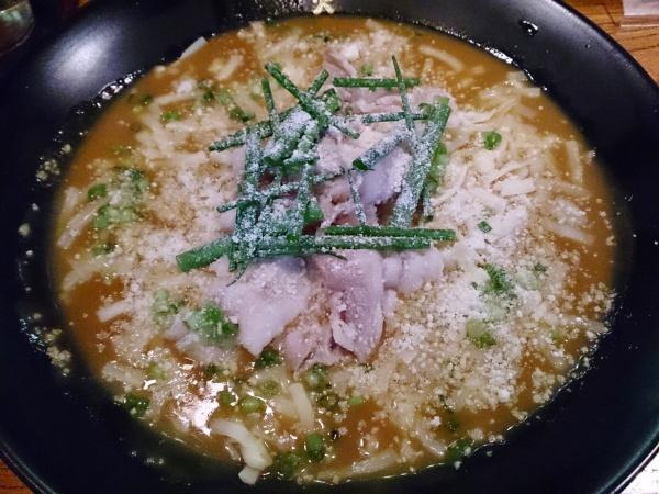 麺酒房 かれー麺 実之和(茨城県神栖市)