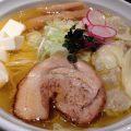 雲呑麺(塩)ダブル(うずまき)@越谷市