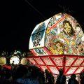 尾島のねぷた祭り(太田市)