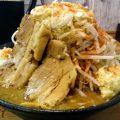 がっつり拉麺 鍛吉(前橋市)
