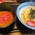 活力豚骨ラーメン 大成屋の「海老味噌スパイシーつけ麺中盛」