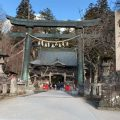 群馬のパワースポット「榛名神社」に行ってきました。